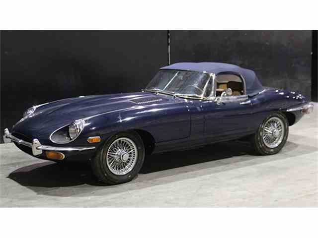1969 Jaguar E-Type Series II 4.2 Roadster | 963987