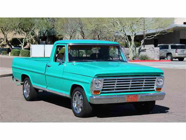 1967 Ford F100 | 963995