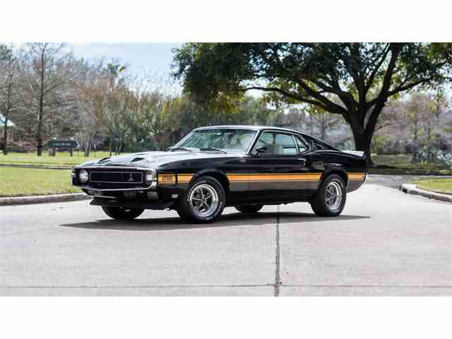 1969 Shelby GT500 | 963998