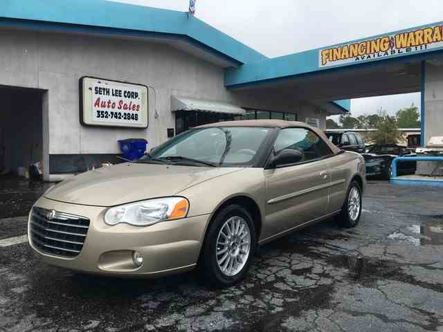 2004 Chrysler Sebring | 960004