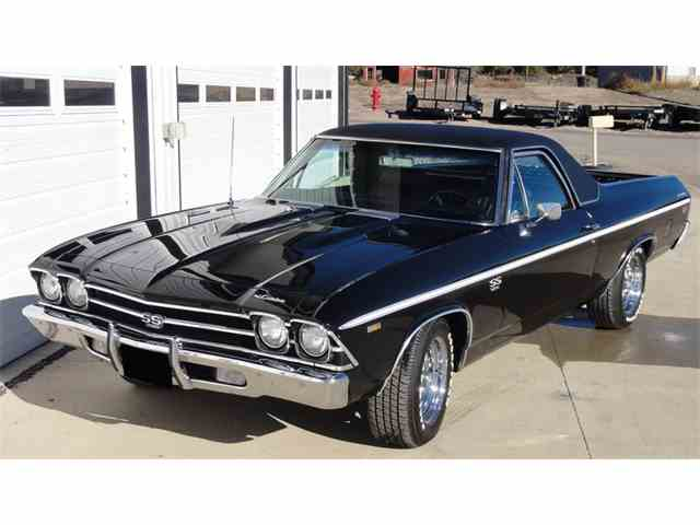 1969 Chevrolet El Camino SS | 964003