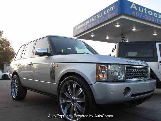 2005 Land Rover Range Rover | 964035