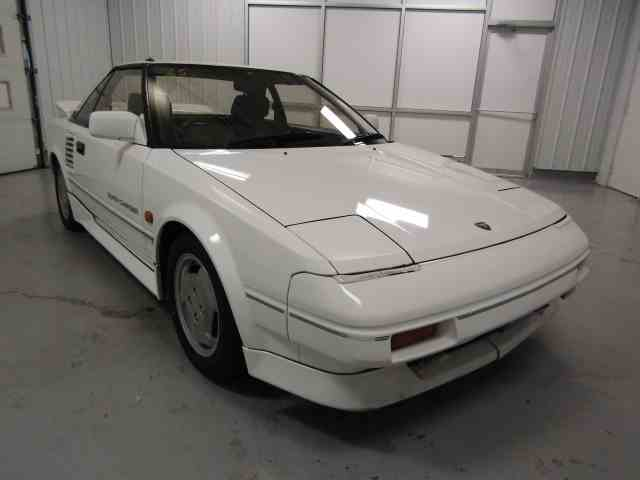 1988 Toyota MR2 | 964048
