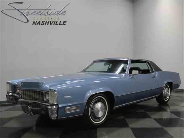 1969 Cadillac Eldorado | 964058
