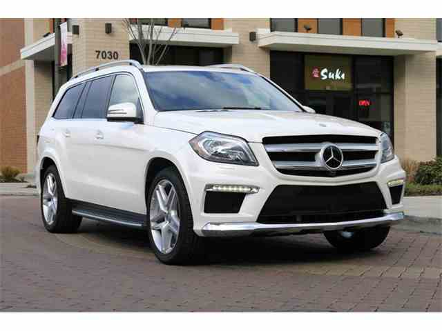 2014 Mercedes-Benz GL450 | 964064