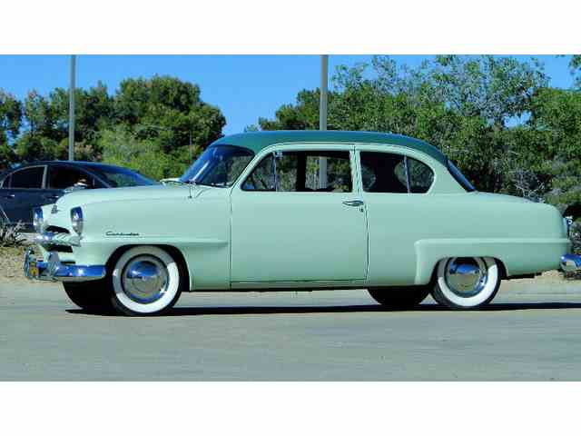 1953 PLYMOUTH CAMBRIDGE 2 DOOR COUPE | 964070
