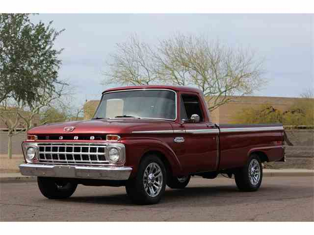 1965 Ford F100 | 964071
