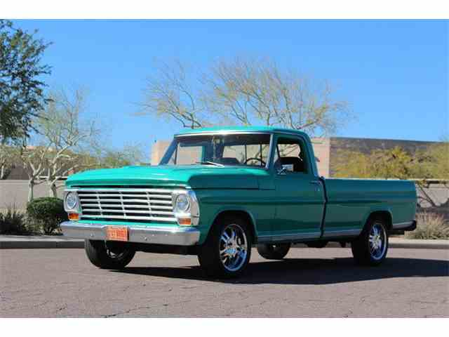 1967 Ford F100 | 964072