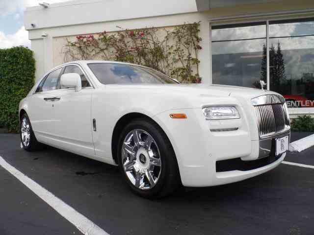 2010 Rolls-Royce Silver Ghost | 964082