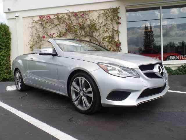 2014 Mercedes-Benz E350 | 964085