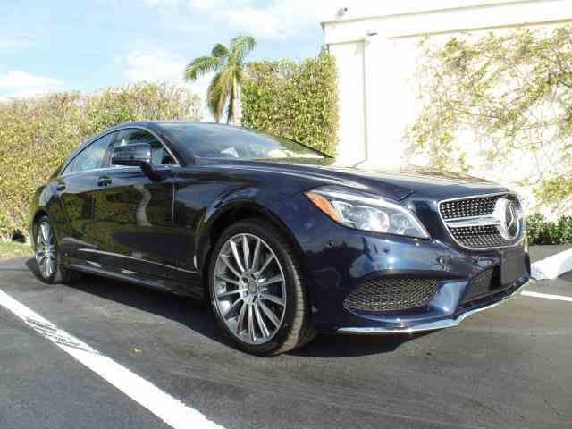 2016 Mercedes CLS400   964088