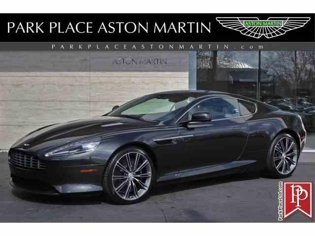 2014 Aston Martin DB9 | 964093