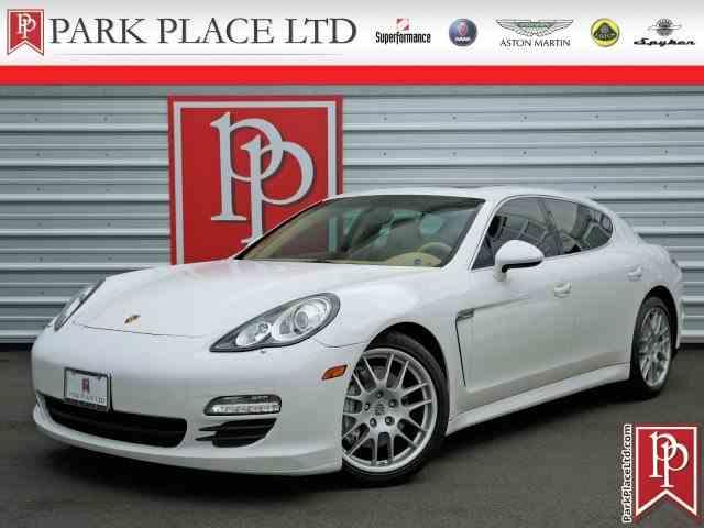 2011 Porsche Panamera | 964097