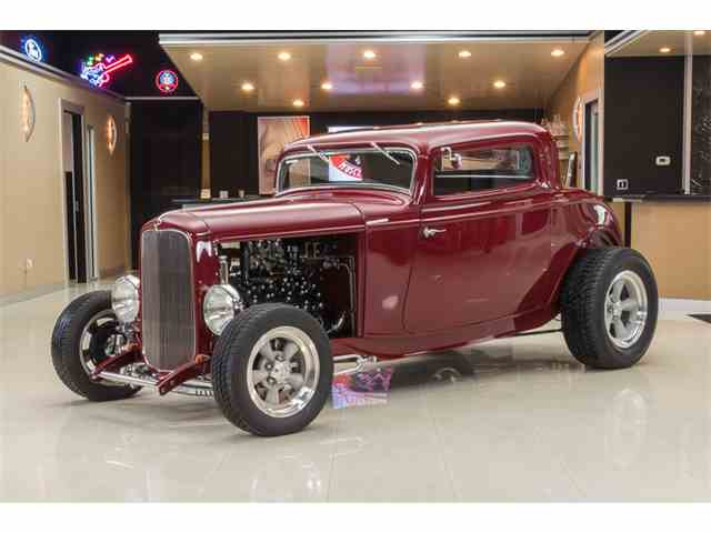 1932 Ford 3-Window Coupe Street Rod | 964100