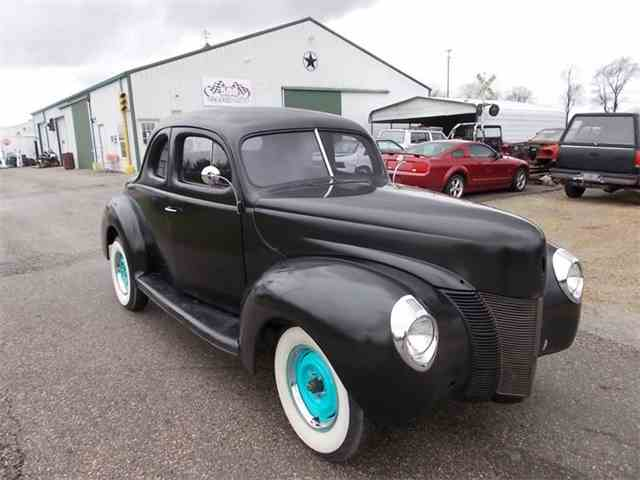 1940 Ford Deluxe | 964107