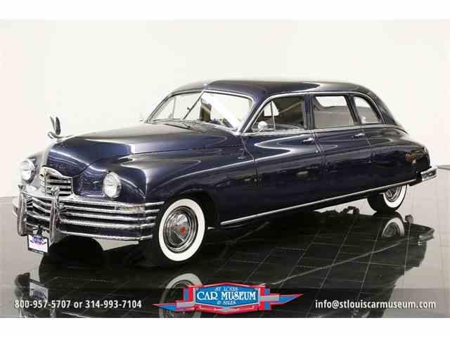 1948 Packard Super Eight 7-passenger Deluxe Sedan | 964108