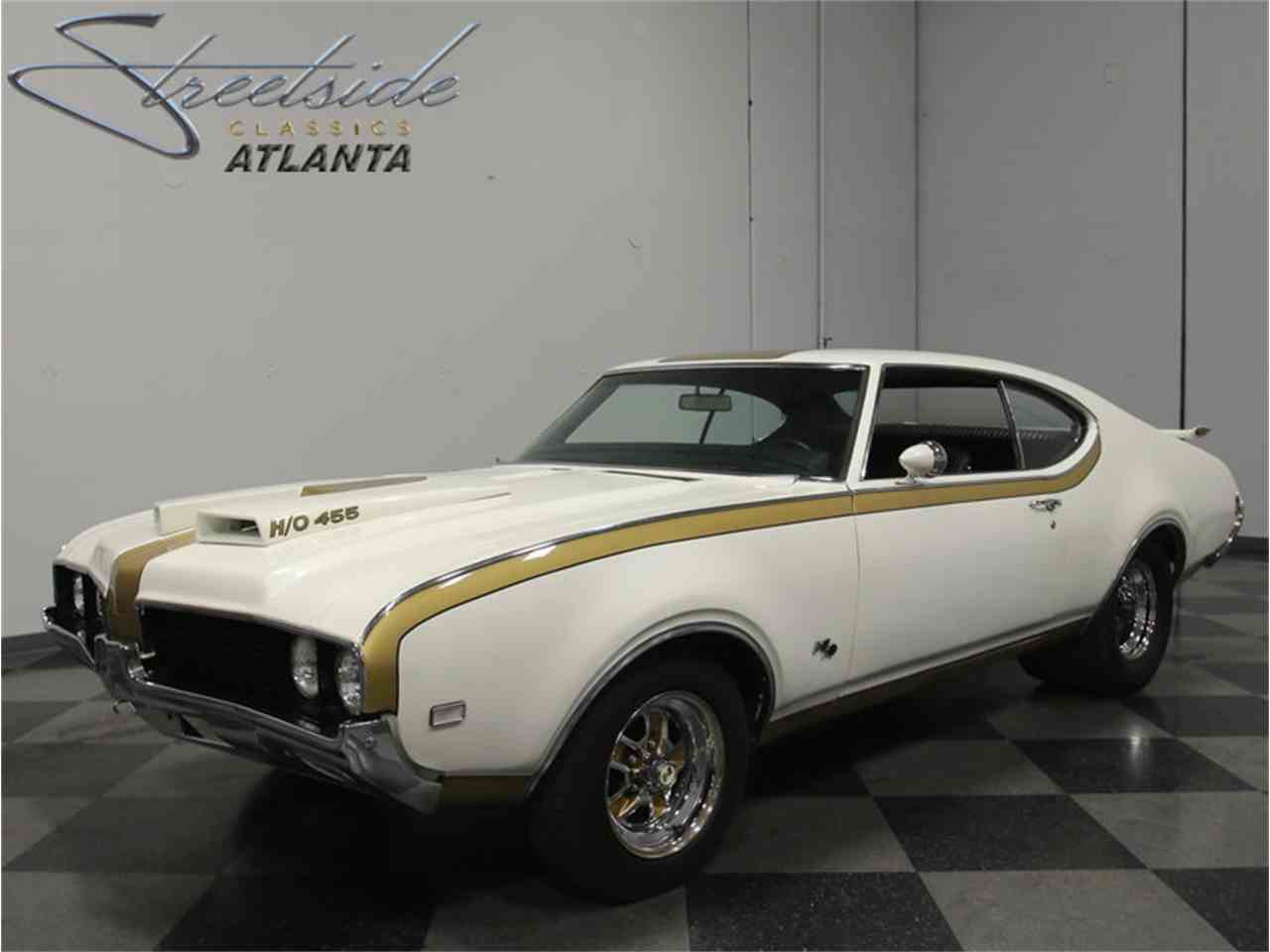 1969 Oldsmobile 442 Hurst/Olds Tribute for Sale ...
