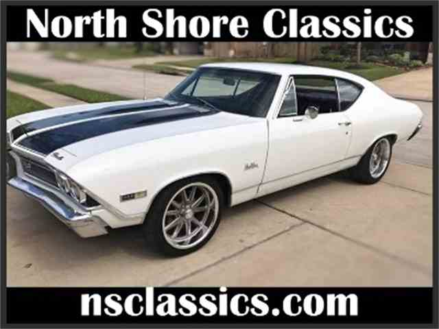 1968 Chevrolet Chevelle | 964111