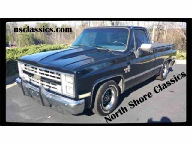 1985 Chevrolet C/K 10 | 964115