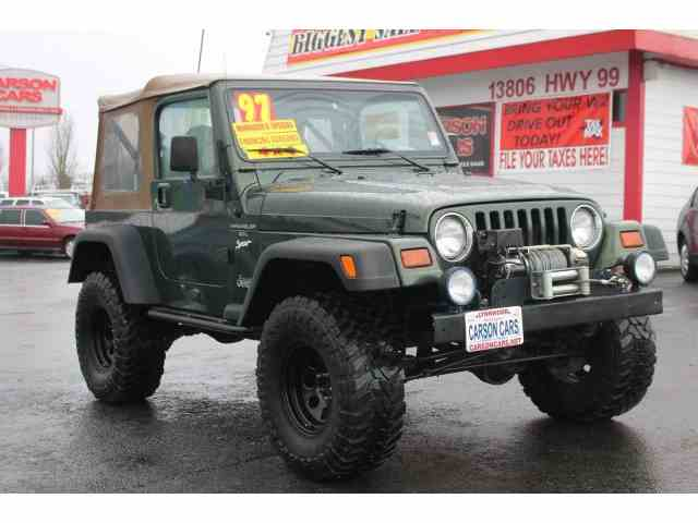 1997 Jeep Wrangler   964127