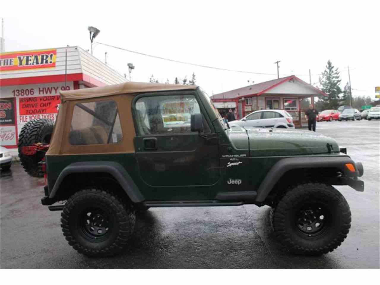 1997 jeep wrangler for sale cc 964127