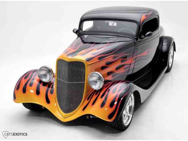 1933 Ford 3-Window Coupe | 964128