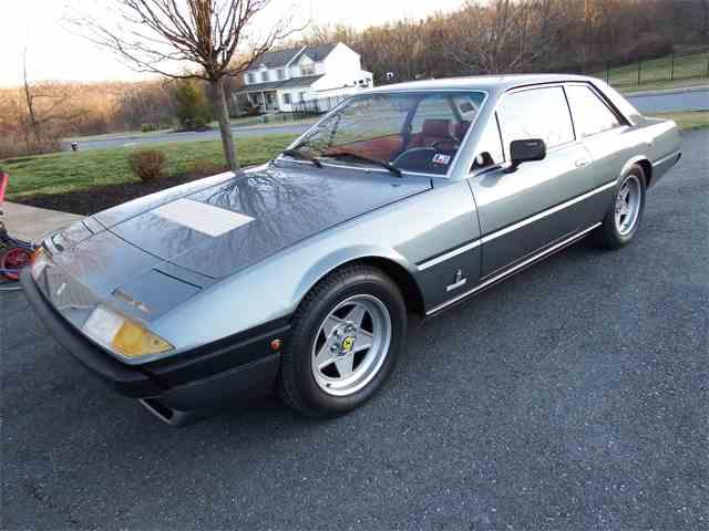 1982 Ferrari 400I | 964138