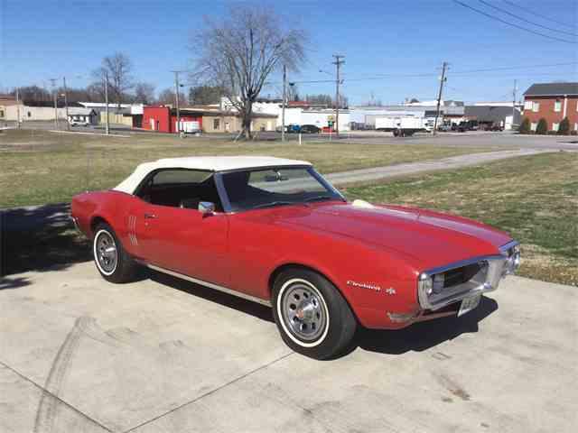 1968 Pontiac Firebird | 964140