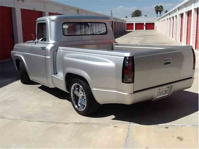 1957 Ford F100   964142