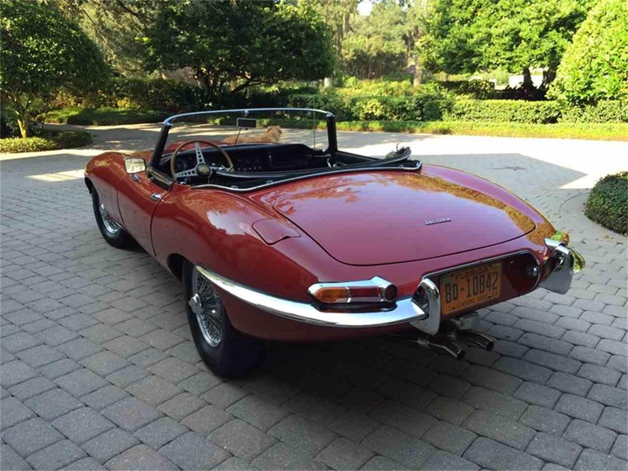 Jaguar E Type For Sale Classiccars Com Cc