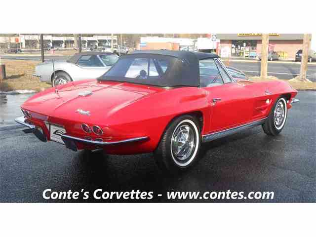 1963 Chevrolet Corvette Fuel Injected | 964147