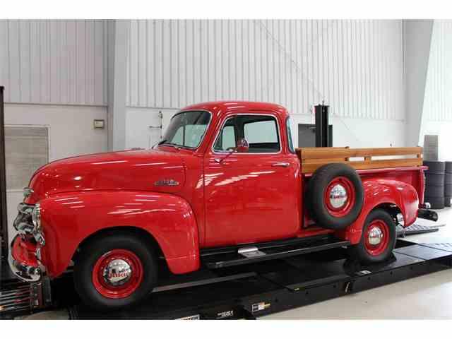 1954 Chevrolet 3100 | 964148