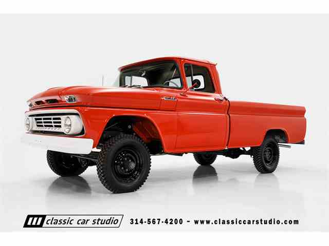 Picture of '62 K-10 - KNY3