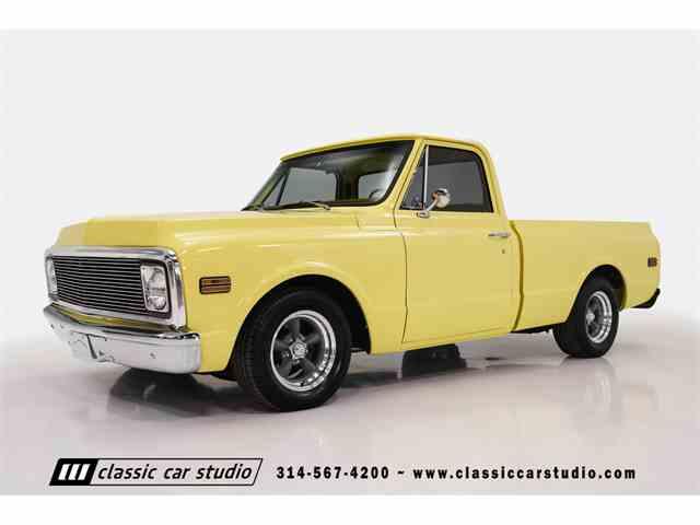 1972 Chevrolet C/K 10 | 964156