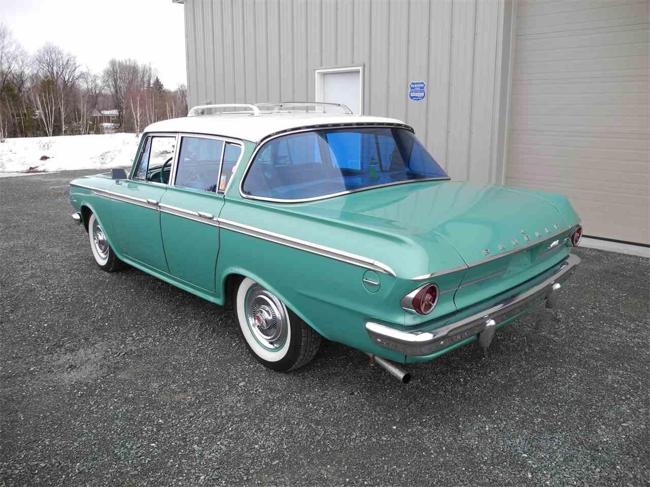 Need A Car Sudbury >> 1962 AMC Rambler for Sale | ClassicCars.com | CC-964160