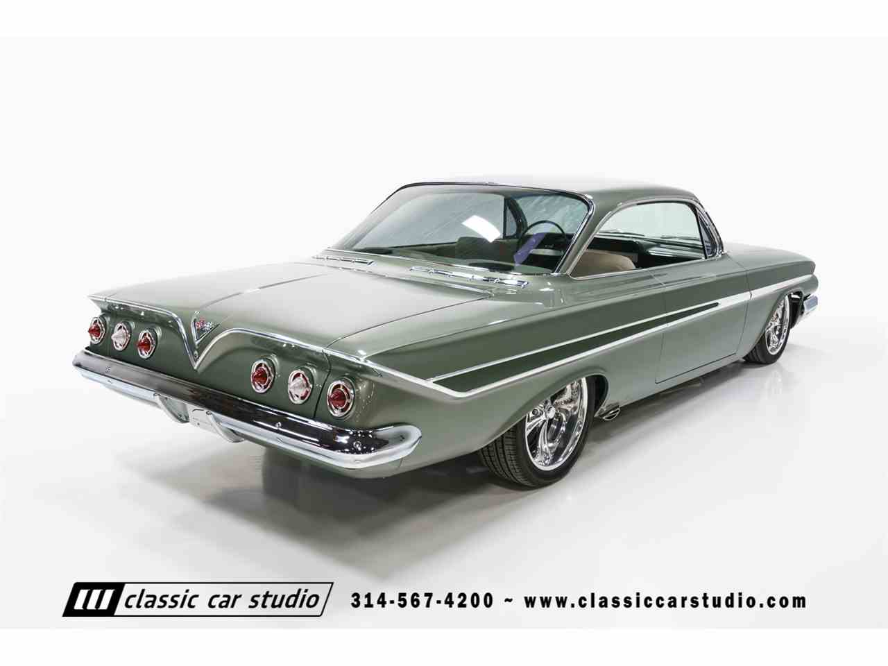1961 chevrolet impala for sale cc 964166. Black Bedroom Furniture Sets. Home Design Ideas