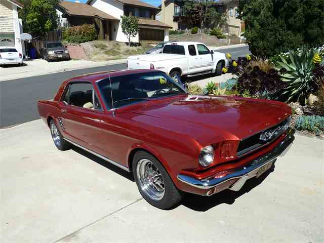 1966 Ford Mustang | 964167