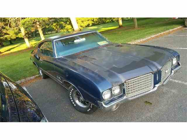 1972 Oldsmobile Cutlass Supreme | 964172