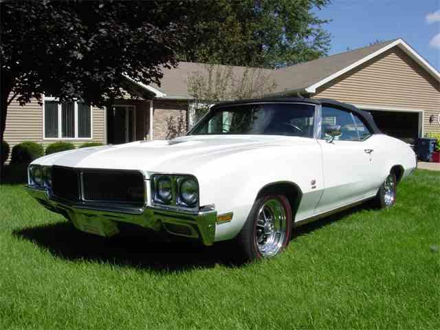 1970 Buick Gran Sport | 964179