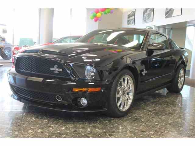 2008 Ford Mustang Shelby GT 500KR  | 964183