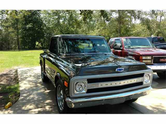 1969 Chevrolet C/K 10 | 964195