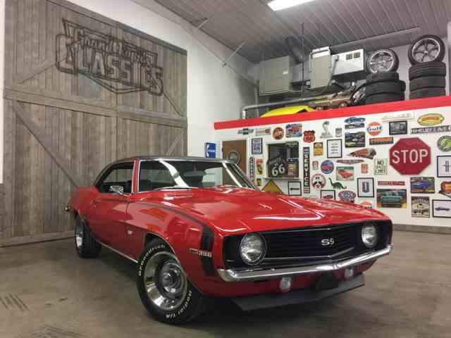 1969 Chevrolet Camaro | 960042