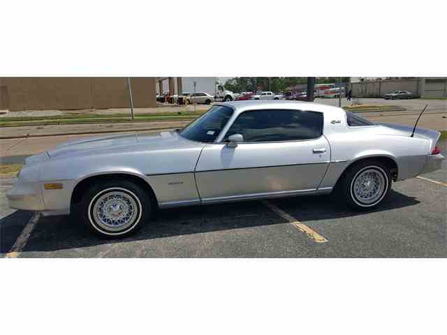 1978 Chevrolet Camaro For Sale On Classiccars Com