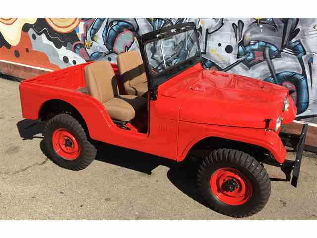 1957 Willys Jeep | 964204