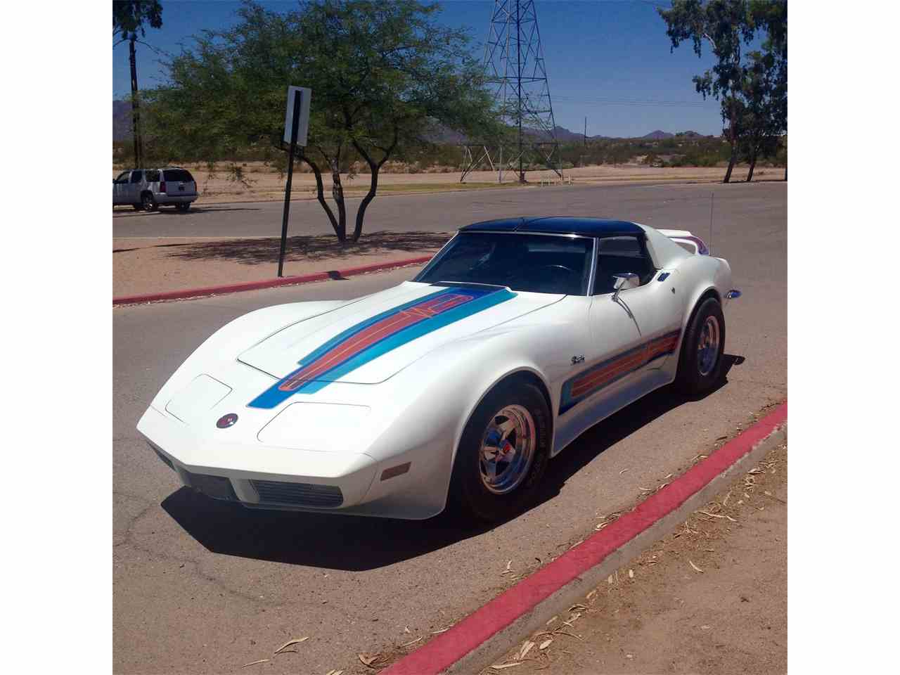 Large Picture of '73 Corvette - KNZL