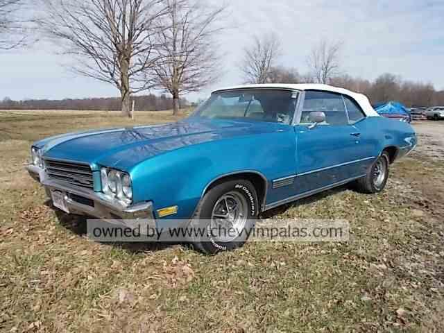 1971 Buick Skylark | 964216