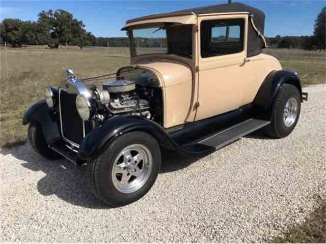1928 Ford Model A Landau Hot Rod | 964217