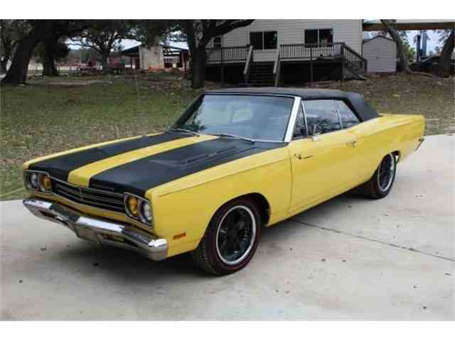 1969 Plymouth Road Runner Satellite | 964219