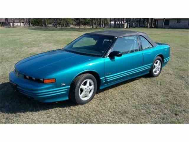 1993 Oldsmobile Cutlass Supreme | 964230