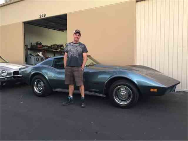 1974 Chevrolet Corvette Custom Coupe | 964239